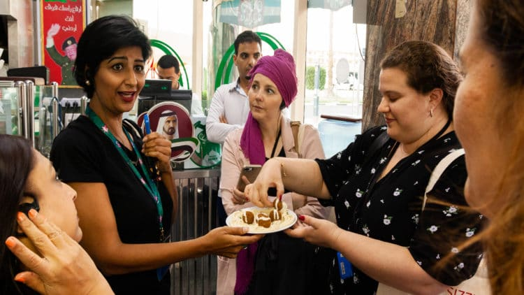 The Ultimate Veggie Middle Eastern Food Tour
