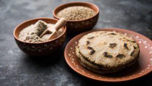Bajra Roti - Pearl Millet Flat Bread
