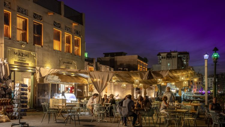11 Spots to Try for Date Night in Dubai: Romantic Restaurants & Humble Spots