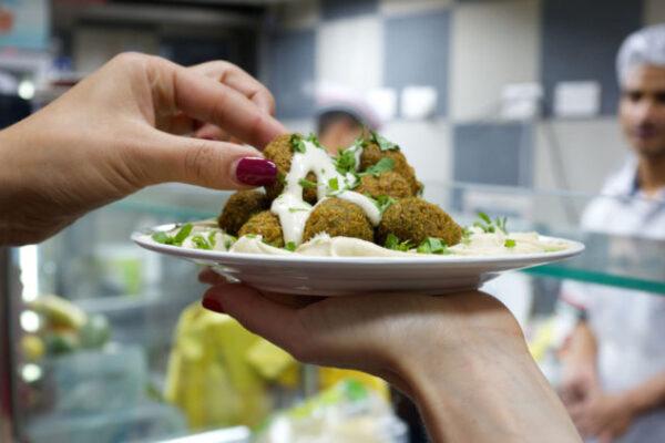 Middle Eastern Food Pilgrimage - dubai food tour