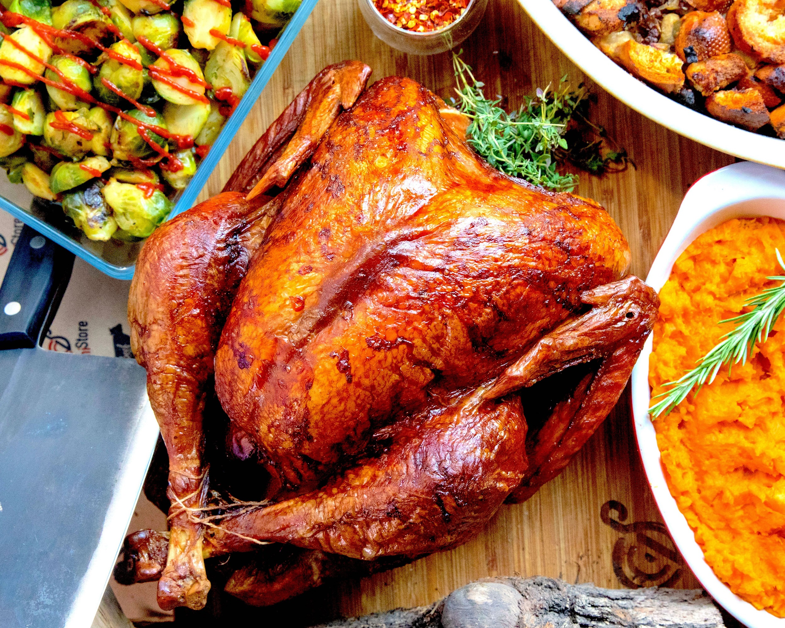 Where We're Buying Our Festive Turkey in Dubai