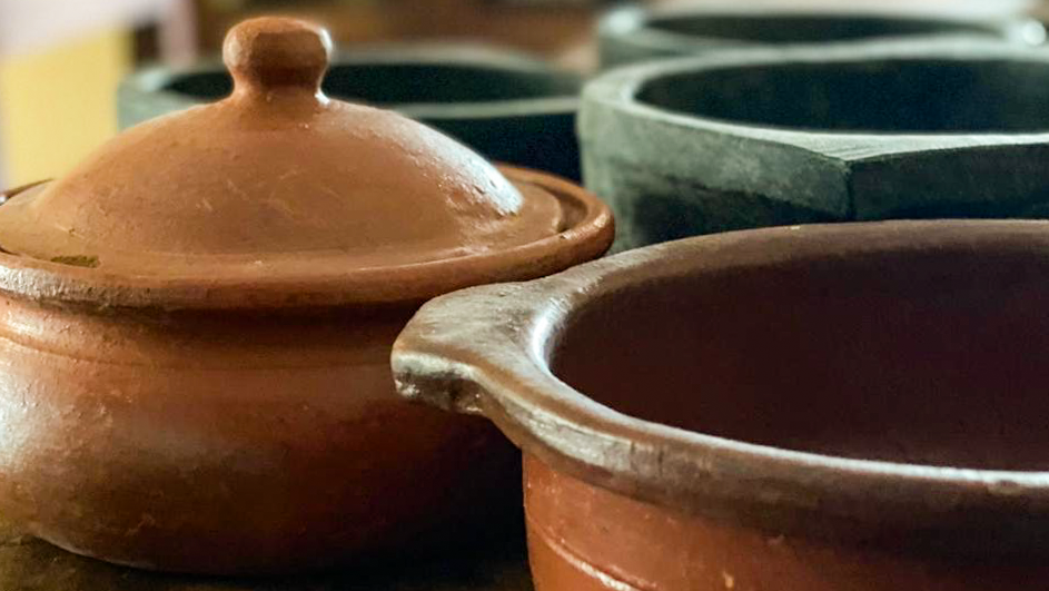 Traditional Cookware with Earth and Ethics
