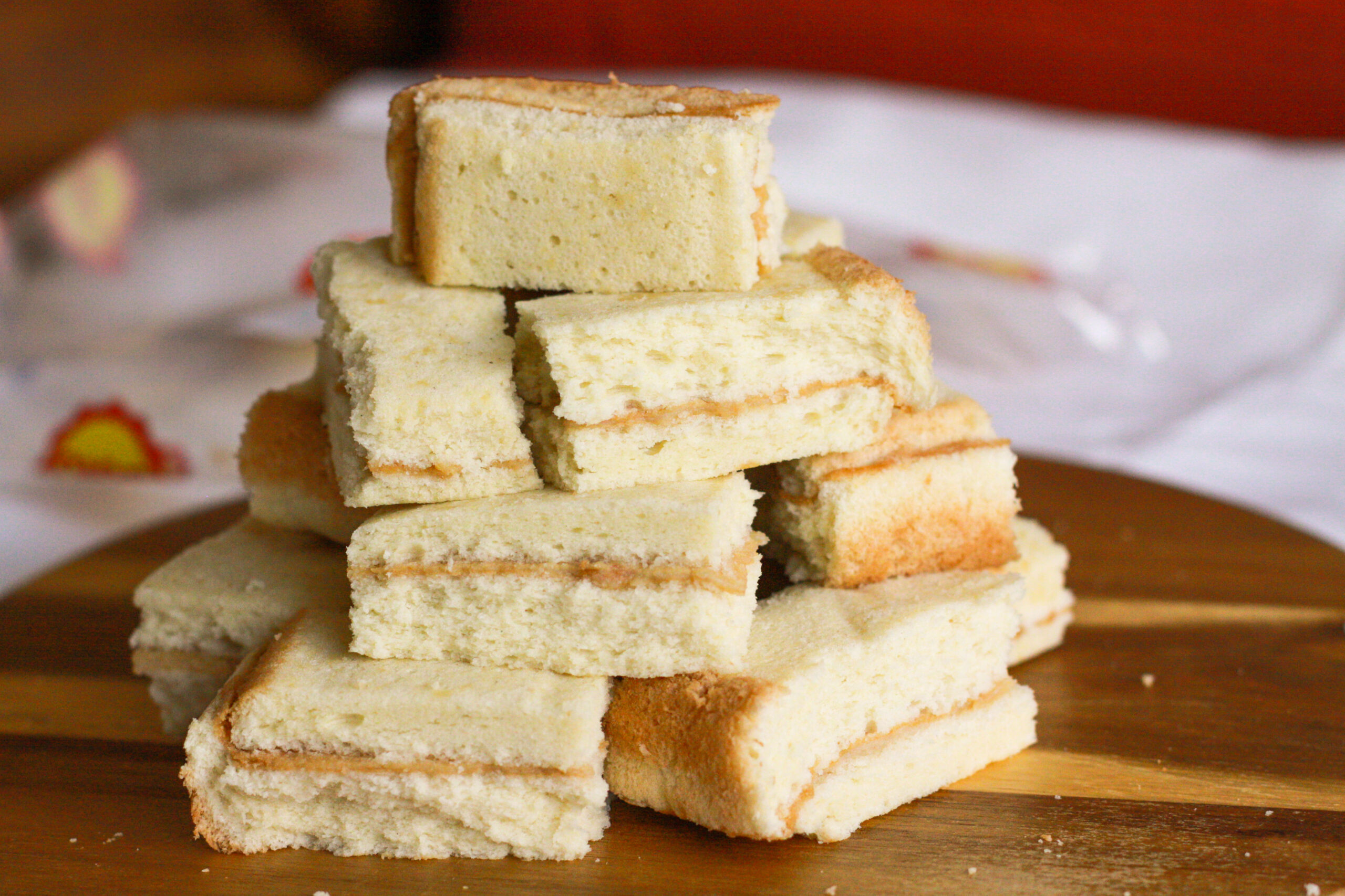 Pressed Sandwich Cake - Inipit from Pies Basket