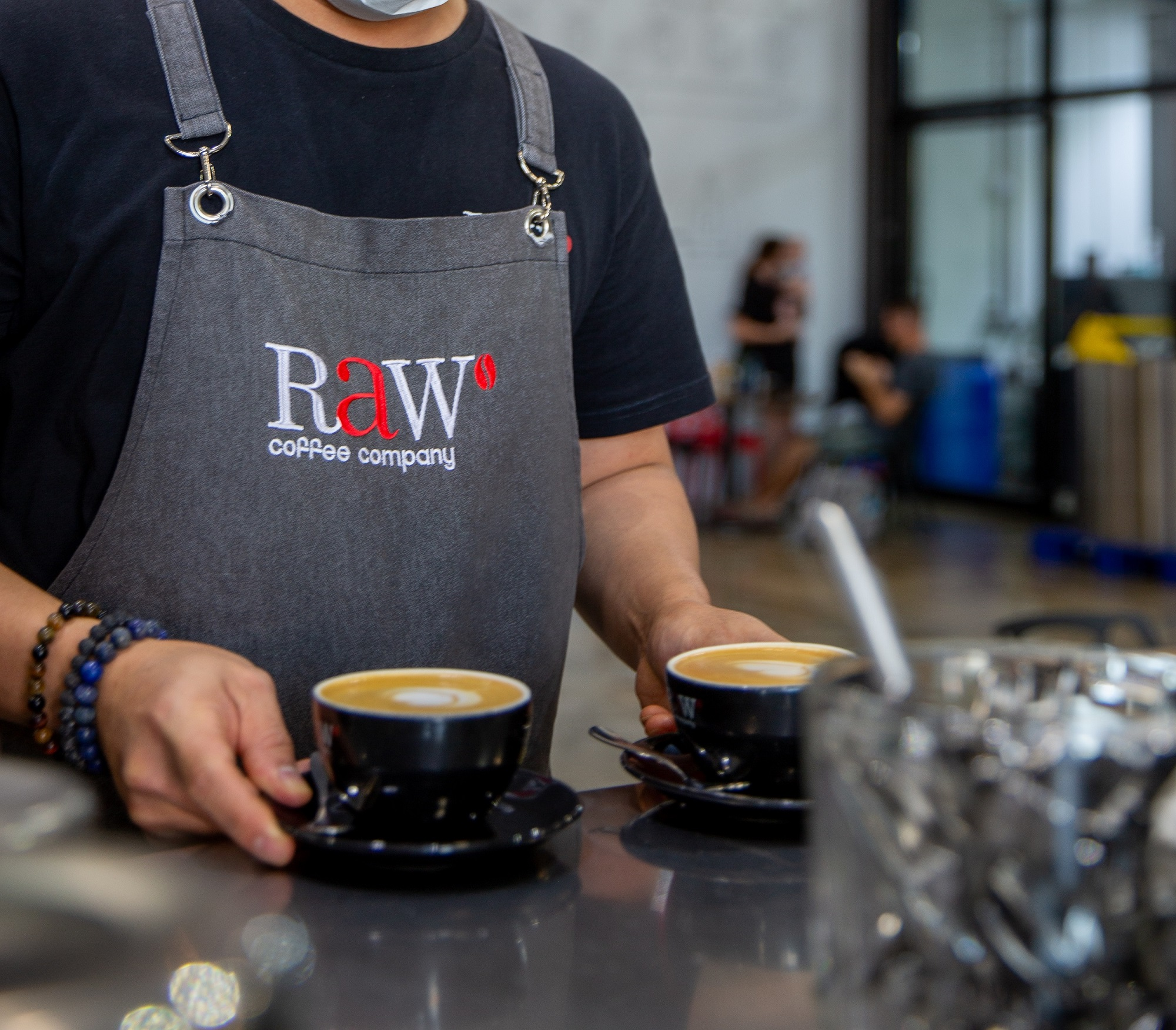Dubai's Favourite Cup of Specialty, Ethically Sourced Coffee: RAW Coffee