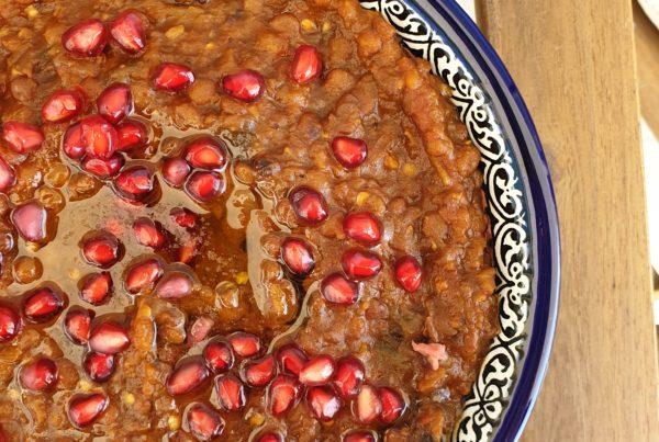 Hayas Kitchen Palestinian Supper Club Dubai